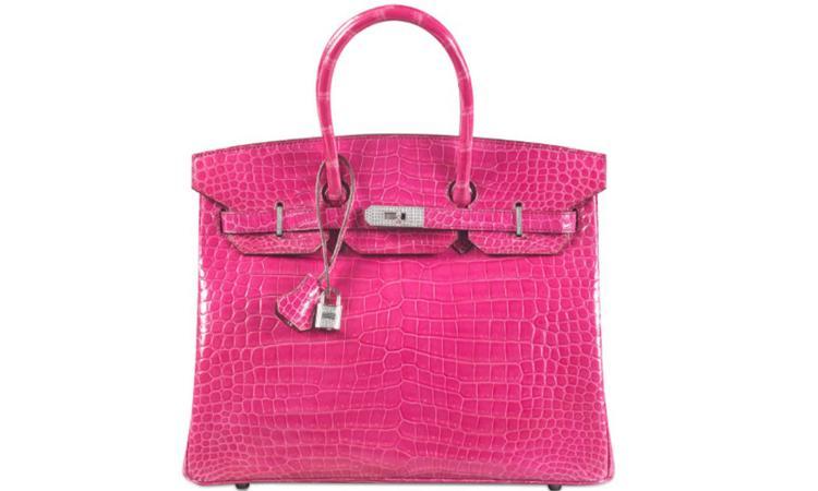 Pink Diamod Studded Birkin