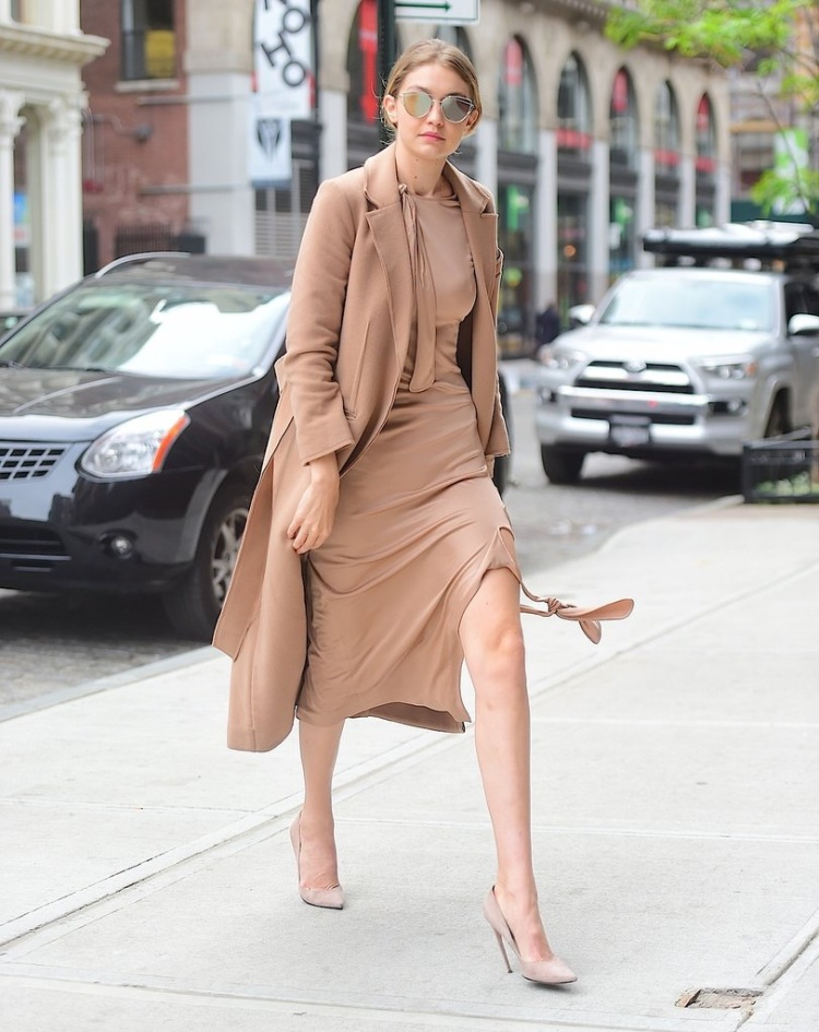 CHECK OUT BEIGE OUTFIT IDEAS TO ROCK WITH STYLE ANYDAY